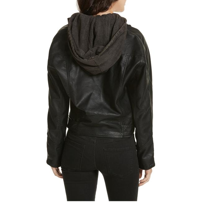 Free People Motorcycle Jacket Image 3