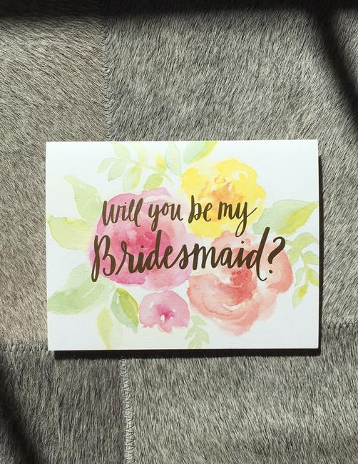 Paper Source Bridesmaid Cards Paper Source Bridesmaid Cards Image 1
