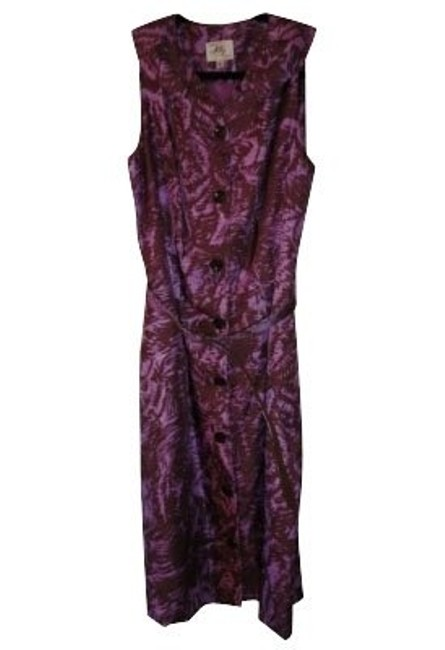 Preload https://item4.tradesy.com/images/milly-purple-night-out-dress-size-8-m-263-0-0.jpg?width=400&height=650