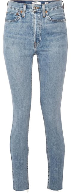 Item - High-rise Crop Skinny Jeans Size 30 (6, M)