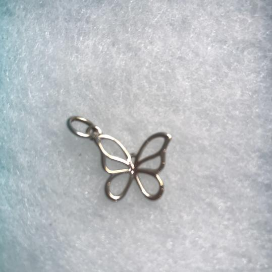Tiffany & Co. STERLING SILVER TIFFANY'S BUTTERFLY CHARM Image 2