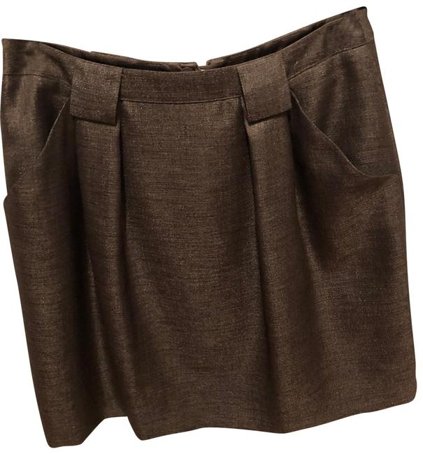 Giorgio Armani Skirt Brown Image 0
