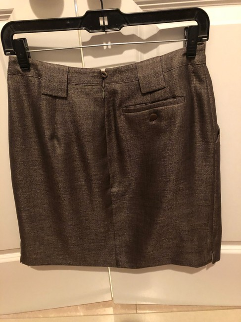 Giorgio Armani Skirt Brown Image 2