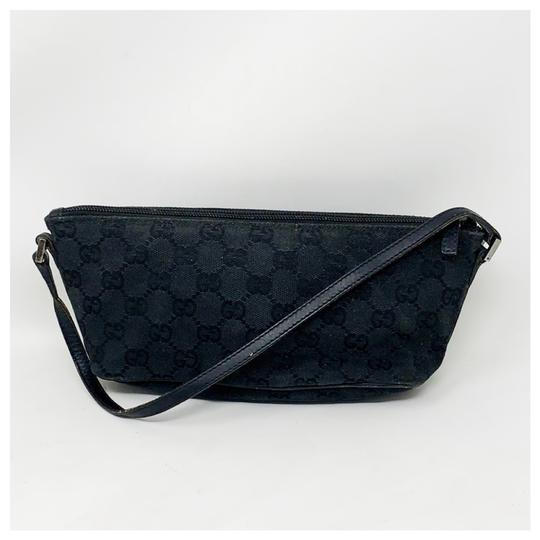 Gucci Black Clutch Image 1