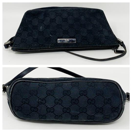 Gucci Black Clutch Image 3