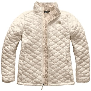 The North Face Thermoball Nuptse Down Moncler Canada Goose Vintage White Jacket