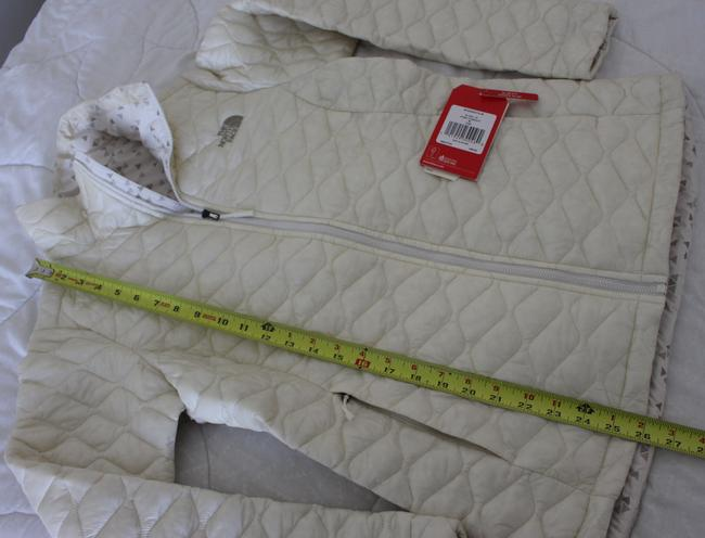 The North Face Thermoball Nuptse Down Moncler Canada Goose Vintage White Jacket Image 5