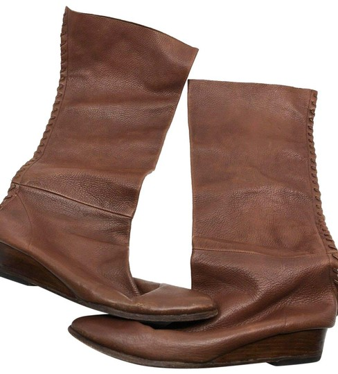 Preload https://img-static.tradesy.com/item/26300328/michael-kors-brown-leather-knee-high-bootsbooties-size-us-8-regular-m-b-0-1-540-540.jpg