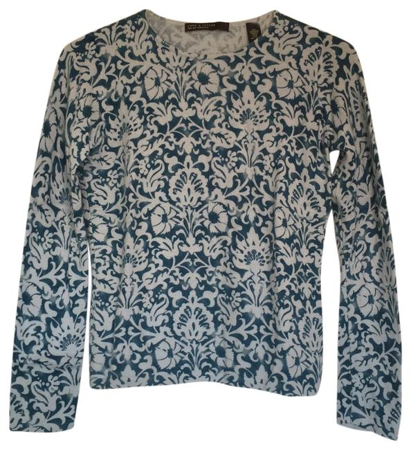 Preload https://img-static.tradesy.com/item/26300432/lord-and-taylor-light-blue-sweater-0-1-650-650.jpg