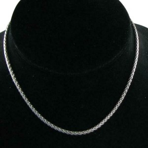 John Hardy Classic Chain Small Necklace 16