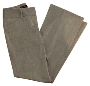 Express Flare Pants Grey