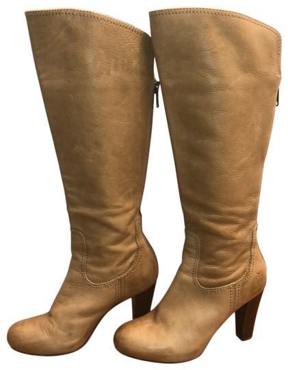 Frye camel / tan Boots Image 0