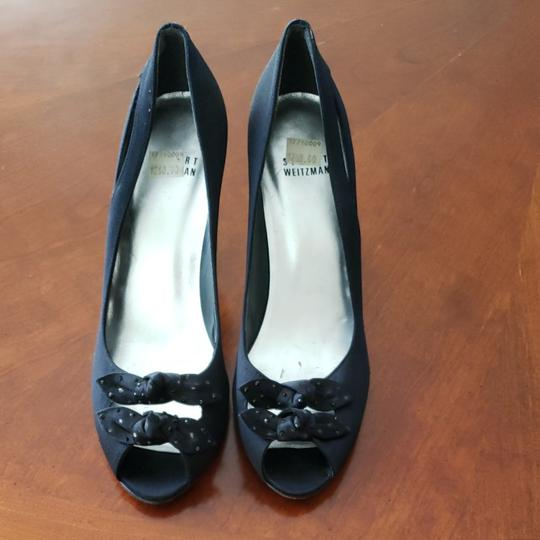 Stuart Weitzman Black Formal Image 1