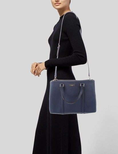 Kate Spade New Satchel in Navy Blue Image 1