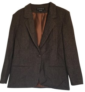 Donnybrook brown, blue, tan Blazer