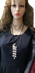 unbranded Choker and long Necklace Baundle