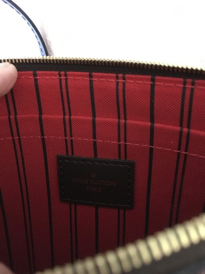 Louis Vuitton Wristlet in Red Image 4