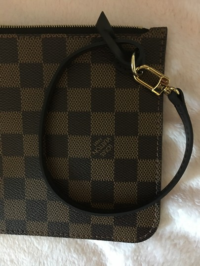 Louis Vuitton Wristlet in Red Image 6