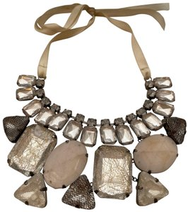 Lord & Taylor large statement necklace