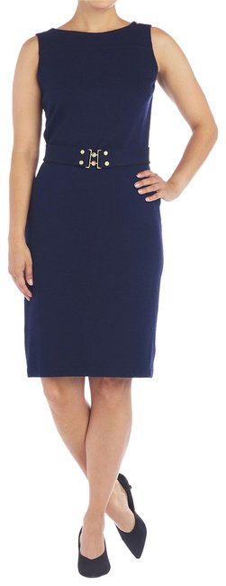 Preload https://img-static.tradesy.com/item/26300608/st-john-navy-collection-santana-knit-belted-4-103733-short-workoffice-dress-size-4-s-0-1-650-650.jpg