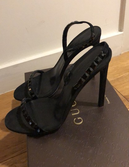 Gucci black Sandals Image 6