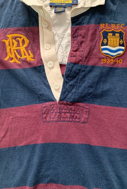 Rugby Ralph Lauren short dress Maroon and Blue on Tradesy Image 2