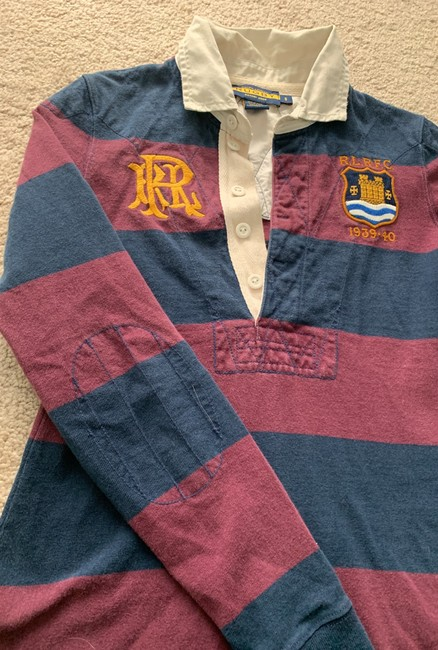 Rugby Ralph Lauren short dress Maroon and Blue on Tradesy Image 4