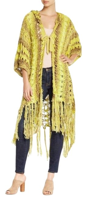 Preload https://img-static.tradesy.com/item/26300710/free-people-wildflower-hooded-cardigan-yellow-sweater-0-2-650-650.jpg