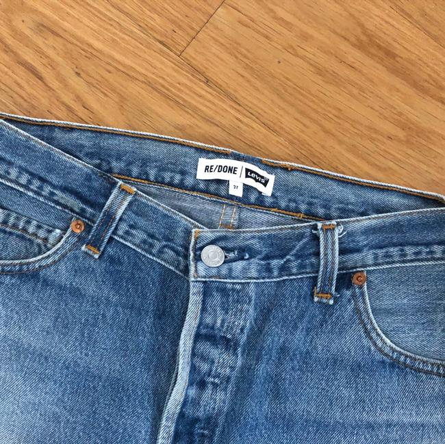 RE/DONE Skinny Jeans-Distressed Image 1
