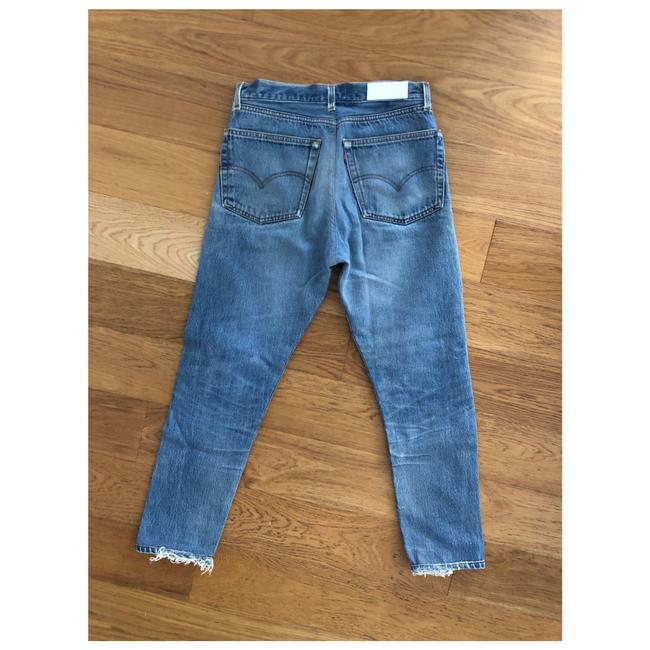 RE/DONE Skinny Jeans-Distressed Image 2