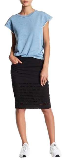 Preload https://img-static.tradesy.com/item/26300753/drifter-black-ultra-distressed-destroyed-skirt-size-4-s-27-0-2-650-650.jpg