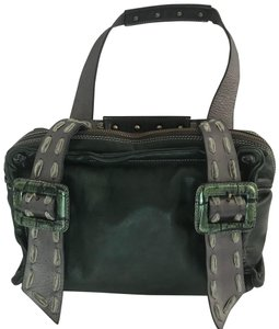 Cavalcanti Satchel in green