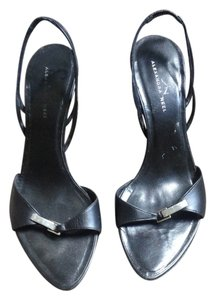 Alexandra Neel Black Sandals