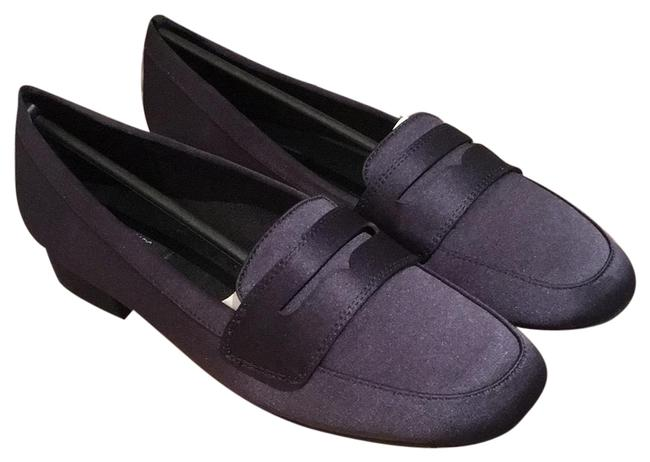 Item - Navy Blue Loafers Flats Size US 6.5 Regular (M, B)