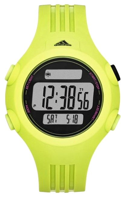 Item - Green Unisex Sports Adp6100 Digital Watch