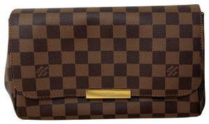 Louis Vuitton Damier Ebene Clutch