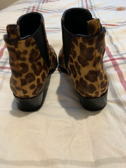 Marc Fisher leopard Boots Image 2