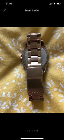 Fossil women's fossil watch Image 4