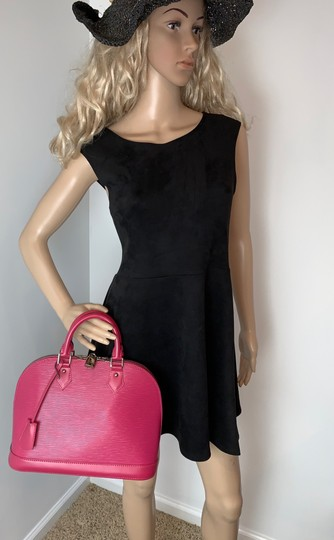 Louis Vuitton Satchel in Hot Pink Image 11
