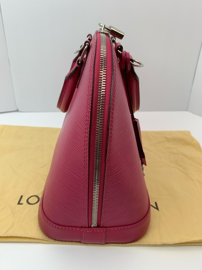 Louis Vuitton Satchel in Hot Pink Image 2