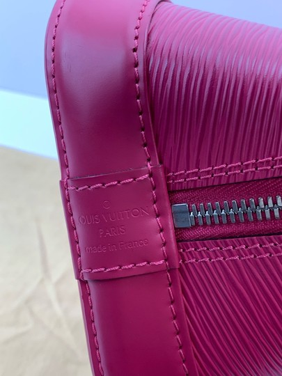 Louis Vuitton Satchel in Hot Pink Image 3