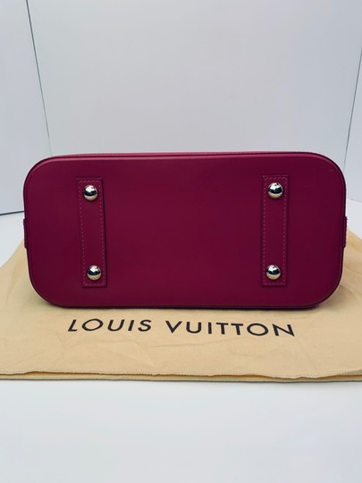 Louis Vuitton Satchel in Hot Pink Image 5