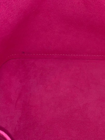 Louis Vuitton Satchel in Hot Pink Image 7