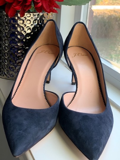 J.Crew dark pacific Pumps Image 3