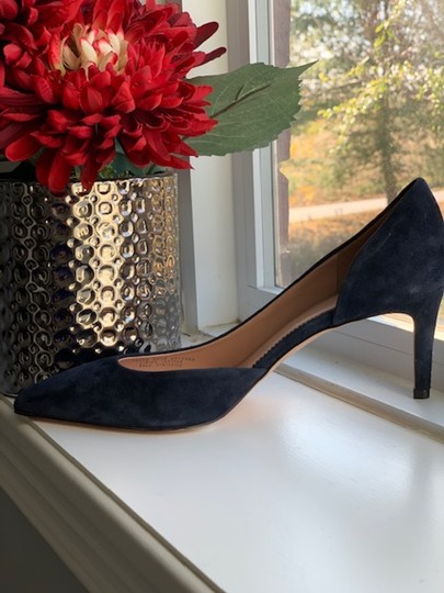 J.Crew dark pacific Pumps Image 4