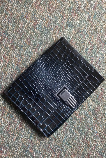 Opening Ceremony Black Clutch Image 1