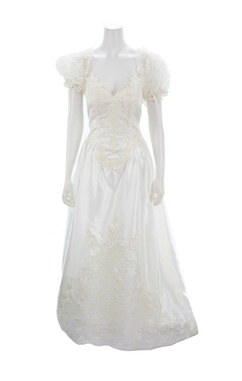 Preload https://img-static.tradesy.com/item/26304412/alfred-angelo-white-beaded-and-sequined-with-sheer-veil-formal-wedding-dress-size-10-m-0-0-540-540.jpg