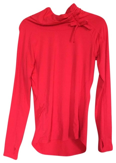 Item - Coral Pullover Activewear Outerwear Size 6 (S)