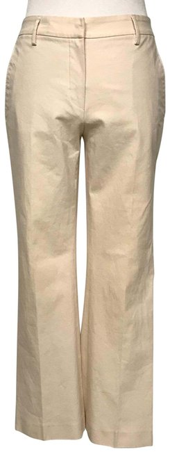 Brunello Cucinelli Boot Cut Pants ivory Image 0