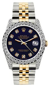 ROLEX 31mm Midsize Datejust Gold and Stainless Steel with Appraisal